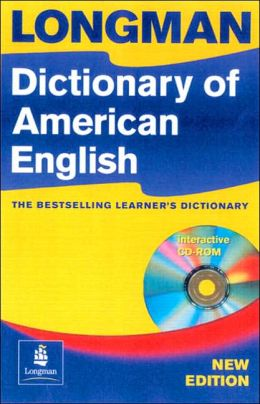 Longman Dictionary of American English with CD-ROM
