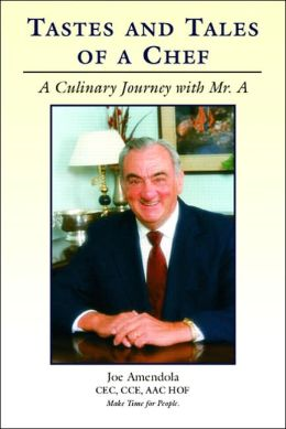 Taste and Tales of a Chef: A Culinary Journey with Mr. A