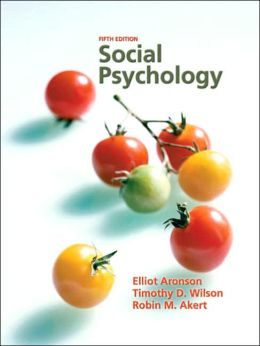 Social Psychology - Text Only