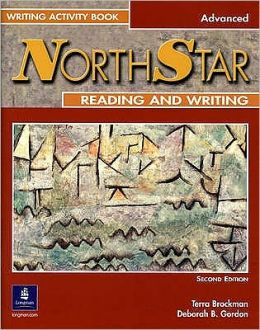 Northstar Writing Activity Workbook : Advanced