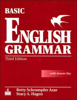 Basic English Grammar Student Book with Answer Key