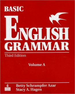 Basic English Grammar - Volume A - With CD