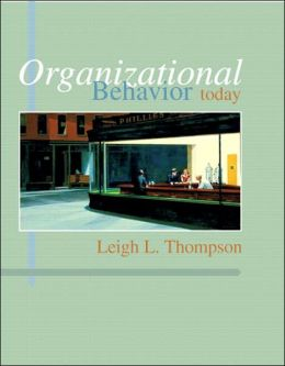 Organizational Behavior Today