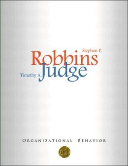 Organizational Behavior & SAL Cd-Rom Package