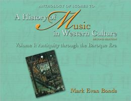 History of Music etc: Anthology