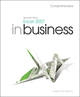 Microsoft Office Excel 2007 In Business