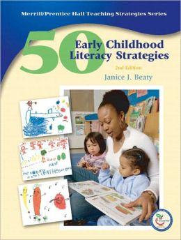 50 Early Childhood Literacy Strategies