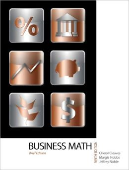 Business Mathematics - Brief Edition
