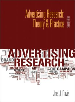 Advertising Research: Theory and Practice