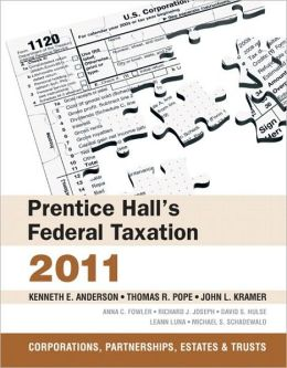 Prentice Hall's Federal Tax 2011: Corporations