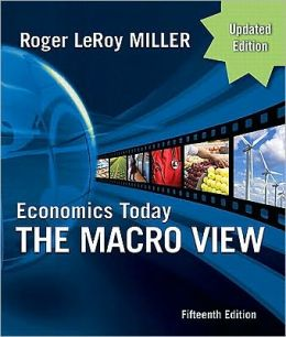 Economics Today: The Macro View Update Edition