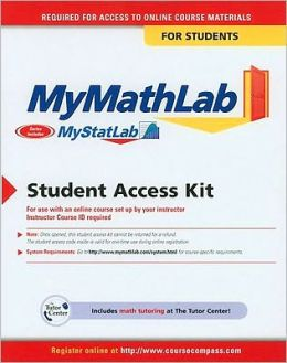 MyStatLab Student Access Code Card for Statistics for Managers Using Microsoft Excel (standalone)