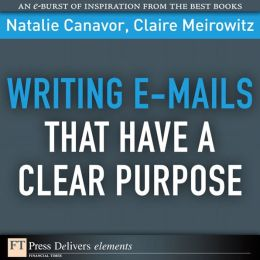 Writing Emails That Have a Clear Purpose