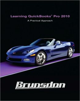 Learning Quickbooks 2010