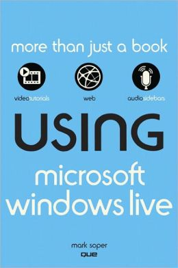 Using Microsoft Windows Live