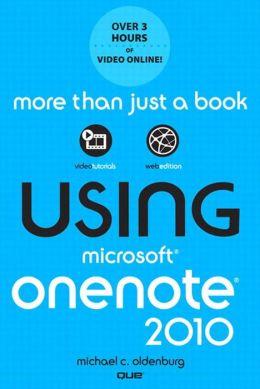 Using Microsoft OneNote 2010