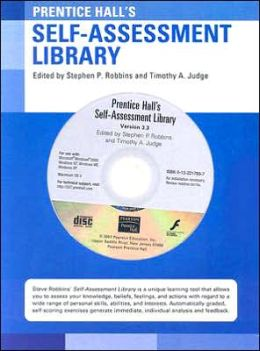 Self-Assessment Library CD-ROM