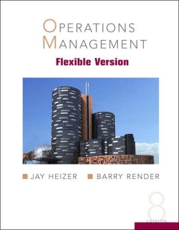 Operations Management Flex Version with Lecture Guide and Student CD