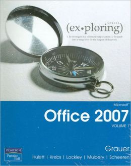 Microsoft Office 2007, Volume 1 - With CD