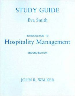 Study Guide for Introduction to Hospitality Management