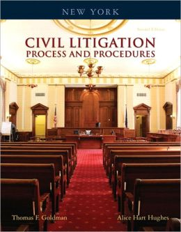 New York Civil Litigation: Process and Procedures