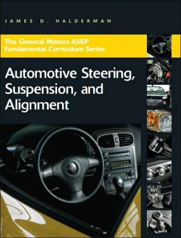 Automotive Steering, Suspension and Alignment GM Addition -- Do Not Order