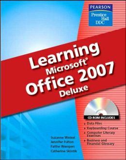 DDC Learning Ofice 2007 Softcover Deluxe Edition