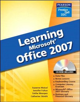 DDC Learning Office 2007 Softcover Student Edition