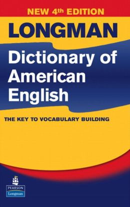 Longman Dictionary of American English - Text Only