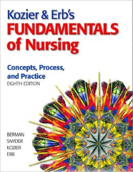 Kozier & Erb's Fundamentals of Nursing Value Pack (includes MyNursingLab Student Access for Kozier & Erb's Fundamentals of Nursing & Prentice Hall Nursing Diagnosis Handbook)