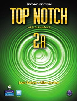 Top Notch 2A Split: Student Book with ActiveBook and Workbook