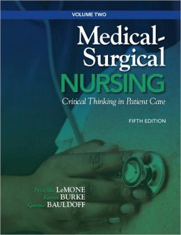 Medical-Surgical Nursing: Critical Thinking in Patient Care, Volume 2