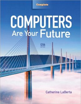 COMPUTERS ARE YOUR FUTURE,COMP.-W/CD