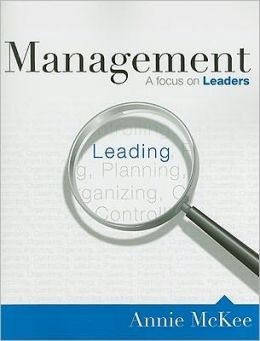 Management: A Focus on Leaders