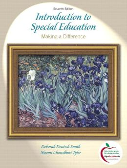 Introduction to Special Education: Making a Difference, Student Value Edition