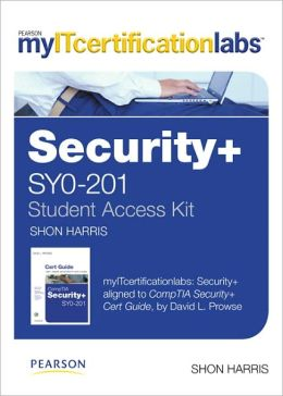 myITcertificationlabs: Security+ Lab with Pearson eText -- Standalone Access Card -- for CompTIA Security+ SY0-201 CG