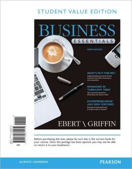 Student Value Edition for Business Essentials