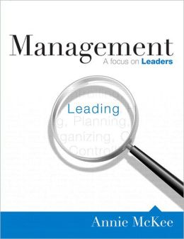 Management: A Focus on Leaders Plus MyManagementLab with Pearson eText