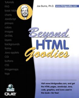 Beyond HTML Goodies