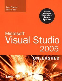 Microsoft Visual Studio 2005 Unleashed