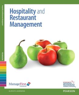 ManageFirst: Hospitality and Restaurant Management w/Online Testing Voucher