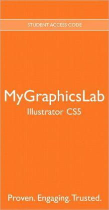 MyGraphicsLab -- Standalone Access Card -- for Adobe Illustrator CS5