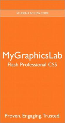 MyGraphicsLab -- Standalone Access Card -- for Adobe Flash Professional CS5