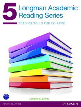 Longman Academic Reading Series 5