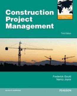 Construction Project Management Pie No Us Sale