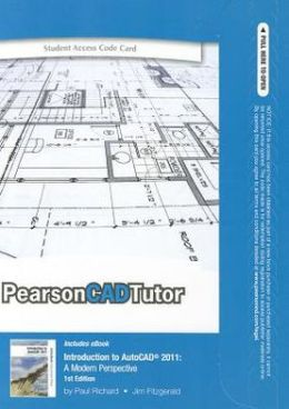 CAD Tutor -- Access Card -- for Introduction to AutoCAD 2011: A Modern Perspective