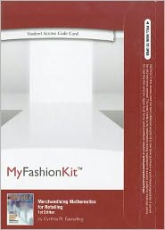 MyFashionKit -- Access Card -- for Merchandising Mathematics for Retailing