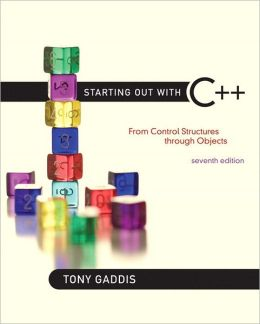 Starting Out with C++: From Control Structures through Objects & MyProgrammingLab with Pearson eText Student Access Code Card for Starting Out with C++