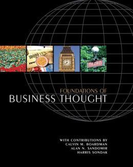 Foundations of Thought