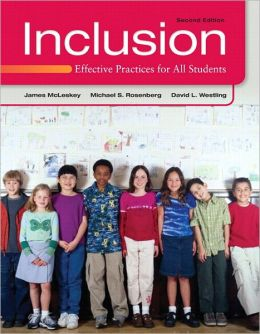 Inclusion: Effective Practices for All Students Plus MyEducationLab with Pearson eText -- Access Card Package